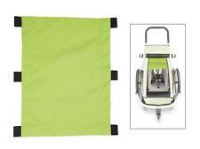 Sonnensegel grün für Croozer Kid for 1 ab Modell 2015 Kinderanhänger NEU