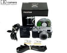 Fujifilm X100S 16.3MP Digital Camera, Silver with Thumbs Up Grip  #28312
