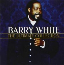BARRY WHITE: THE ULTIMATE COLLECTION – 18 TRACK CD, BEST OF / GREATEST HITS
