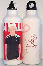 1D One Direction Aluminium Sports Lunch Drinks Water Bottle - NIALL New