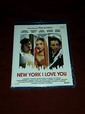 NEW YORK I LOVE YOU BLU RAY PRECINTADA