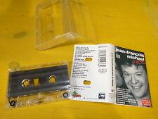 JEAN FRANCOIS MICHAEL - K7 audio / Audio tape !!! LE RETOUR !!!