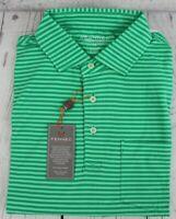 Fennec Striped Super Soft /& Lightweight Cotton//Spandex Short Sleeve Shirts NWT