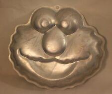 Elmo Wilton 2002 Muppets Sesame Street Aluminum Cake Pan 2105-3461