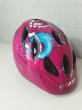 Giro Spree Toddler Cycling Helmet pink mermaid design gs52xs 225g 46-50cm