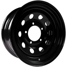Land Rover Defender Discovery Modular Steel 16x7 Wheel Black **set of 4**