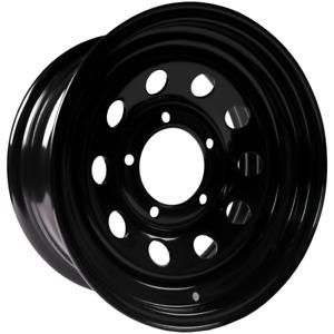 Land Rover Defender Discovery Modular Steel 16x7 Wheel Black **set of 4**