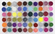 Glitter Loose Powder Assorted Shade Single Eye Shadows