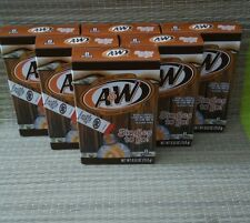 6 Boxes / 36 Packets A&W ROOT BEER Singles To Go Sugar Free Exp. 4/2020