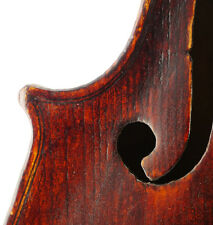 Nice, antique 4/4 old ITALIAN violin - Ready to play  - geige, fiddle 小提琴