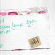 1611 – 1978 $2 Americana Series: Kerosene Lamp
