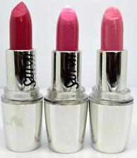 Lot de 3 Saffron rouges à Lèvres à Framboise Pastèque fête rose maquillage