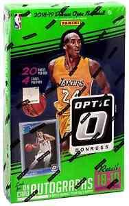 2018-19 Donruss Optic Basketball Retail Box