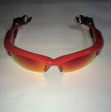 01-002 Oakley O Rokr Pro Rare Scotty Cannon Red & Positive Red Iridium