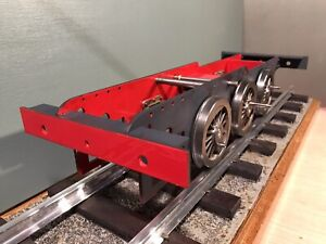 Live Steam Locomotive - Rob Roy Chassis 3.5 Inch Gauge