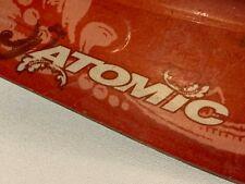 Atomic Women's Skis With Bindings Atomic 148 108-72-97 14mm A056202 Red Halan
