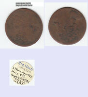 3 Gute Pfennige 1762 FS Sachsen-Weimar-Eisenach Anna Amalia ex Slg. Horn (aa16)