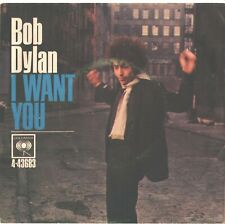 BOB DYLAN--PICTURE SLEEVE ONLY--(I WANT YOU)----PS---PIC-SLV