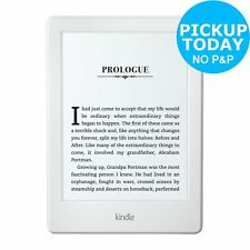 Amazon Kindle 2016 6 Inch 4GB WiFi Touch E-Reader - White