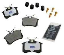 Disc Brake Pad Set-Metallic Disc Brake Pad Rear Magneti Marelli 1AMV20340X