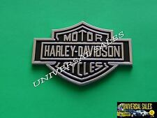 HARLEY DAVIDSON EMBLEM BADGE FORD CHROME F-150 F-250 F-350 NAMEPLATE BRAND NEW