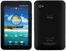 Samsung Galaxy Tab SCH-I800 2GB, Wi-Fi + Verizon 7inch Black Tablet