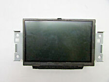 2013 Volvo S60 T5 Information Display GPS Screen 31374992 OEM 12 13 14