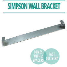 Simpson Dryer Wall Mount Bracket with spacers