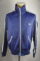 adidas vintage 80s Jacke Track Jacket Trainingsjacke Fortuna Gr. D 52 M-L