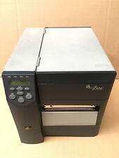 Zebra Z6M termal directa de serie paralelas etiqueta con códigos de barras impresora + Garantía