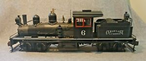 38 Ton Shay Locomotive by Bachmann Spectrum... 1:20.3... Good Used