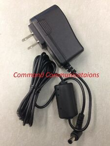 NEW OEM Uniden Scanner AC Adapter Power Supply Cord Plug for BCD536 BCD996 BCT15