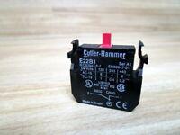 Eaton E22B1 Cutler Hammer Contact Block