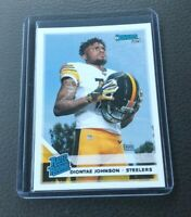 2019 Donruss Diontae Johnson Rated Rookie
