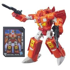 SENTINEL PRIME! Transformers TITANS RETURN, Voyager Class *** IN STOCK