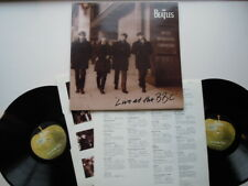 THE BEATLES ' LIVE AT THE BBC ' DOUBLE LP FIRST PRESS 1994 - EX