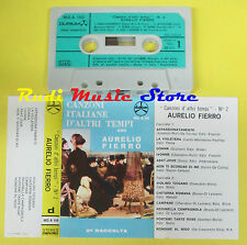 MC AURELIO FIERRO Canzoni d'altri tempi  2 raccolta 1971 italy no cd lp dvd vhs