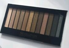 MAKEUP REVOLUTION Iconic 1 Eyeshadow Palettes Natural Browns Neutrals Eyeshadows