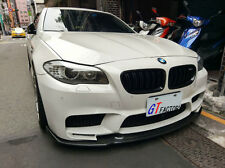 NEW FOR BMW F10 F11 M5 ONLY CARBON FRONT LIP SPOILER HM STYLE