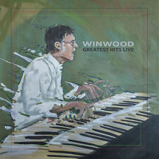 and Steve Winwood Greatest Hits Live 2 CD Set Wm002