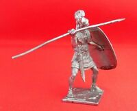 Collection 54 mm Tin Miniature sculpture Figure Toy soldier 1:32 Roman legionary