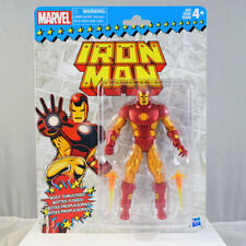 Marvel Superheroes Vintage Iron Man Action Figure