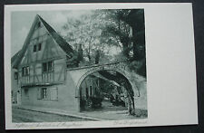 Alte Foto-AK/Ansichtskarte/PK ca. 1910:Auerbach Bergstraße Bensheim:Dorfschmiede