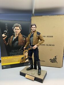 Hot Toys MMS491 Solo A Star Wars Story Han Solo Regular Version