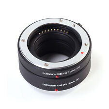 Fotga Auto Enfocado Macro Tubo De Extensión 10mm+16mm fr FujiFilm Fuji XF X-Pro1