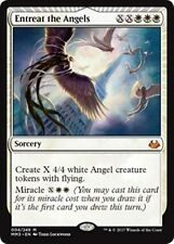 ENTREAT THE ANGELS Modern Masters 2017 MTG White Sorcery Mythic Rare