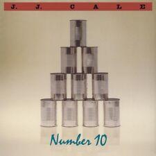 J.J. Cale Number Ten (Hol) vinyl LP NEW sealed