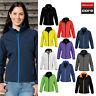Result Core Women's Printable Softshell Jacket R231F - Ladies Winter Fleece Coat