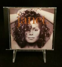 Janet Jackson - Janet. (CD) 1993, Virgin