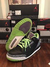 Jordan Retro 3 Joker Custom Size 13 XII X XI 10 11 3 4 5